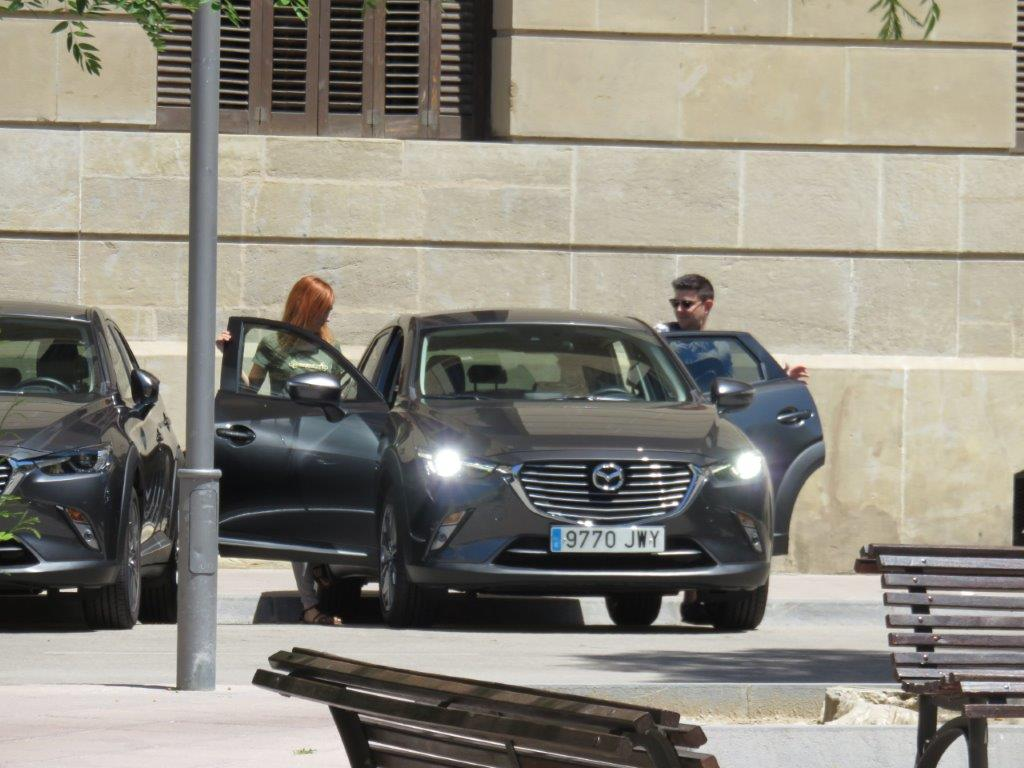 Prueba el Mazda CX-5 en Gratal Motor Huesca