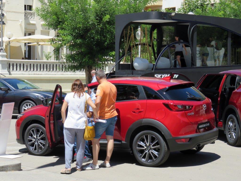 Prueba tu Mazda en Huesca durante la Skyactiv Tour