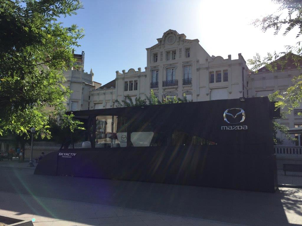 Prueba tu Mazda en Huesca durante la Skyactiv Tour Plaza de Navarra