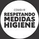 Sello de respeto de las medidas de seguridad e higiene en Huesca y provincia