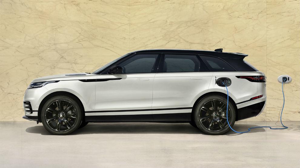 Land Rover estrenará más modelos PHEV híbridos enchufables este año 2021. Ven a descubrirlos a Tumasa
