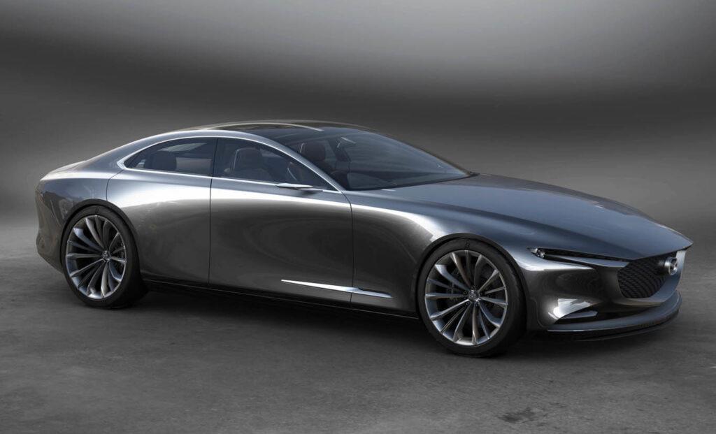 Descubre el nuevo Mazda6, la berlina más elegante presentada en 2021 en Tumasa Huesca y Monzón